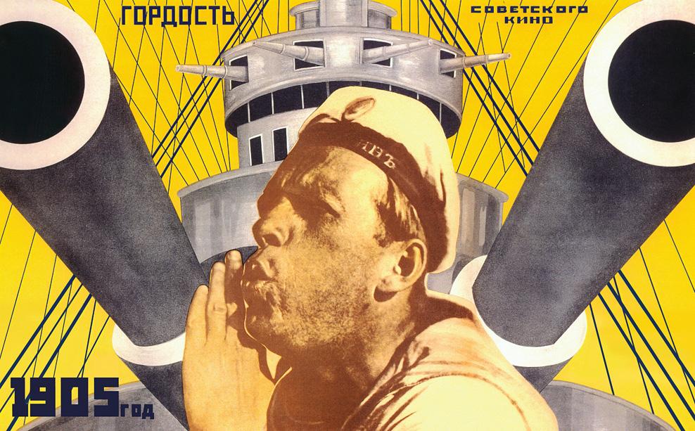 Battleship Potemkin - Chiến Hạm Potemkin - 1925